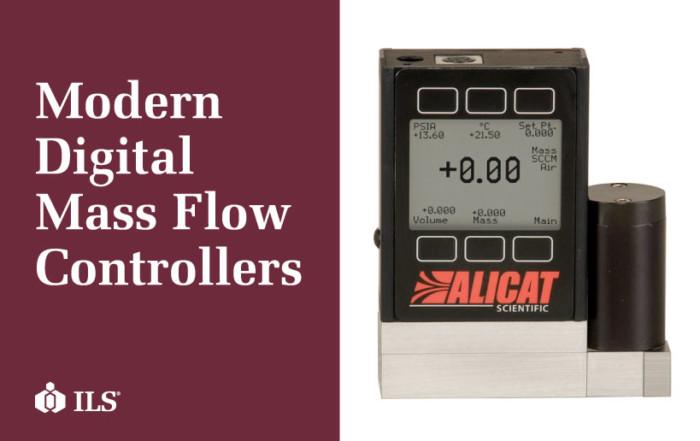 alicat digital mass flow controller
