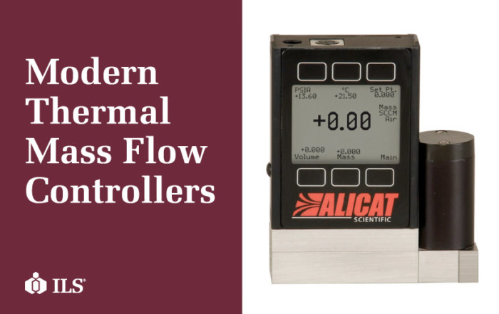 alicat mass flow controller thermal